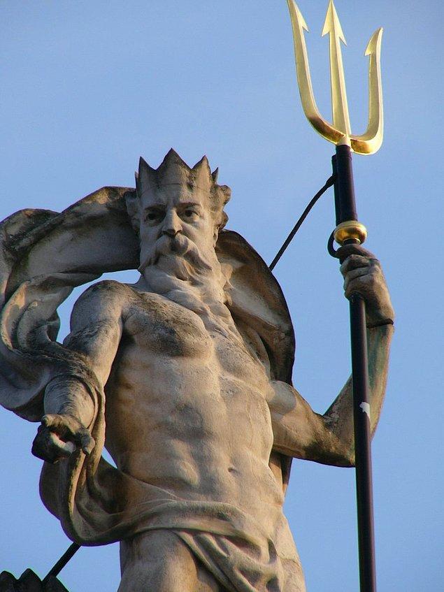Denizler Tanrısı: Neptün