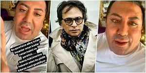 """Birbirlerine Girdiler! Murat Övüç Barbaros Şansal'a """"Vatan Haini Pezevenk"""" Deyince Ortalık Karıştı"""
