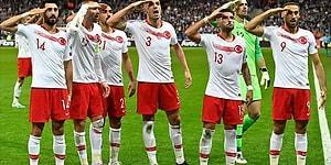Futbolcular Gol Sonrası 'Asker Selamı' Vermişti: UEFA'dan TFF'ye Disiplin Soruşturması