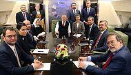 Erdoğan: 'Yaptırım Konusunda Endişemiz Yok; Münbiç'e Rejimin Girmesi Benim İçin Çok Çok Olumsuz Değil'