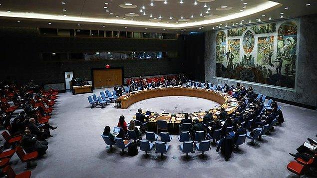 2008 - Türkiye, 2009 - 2010 Birleşmiş Milletler Güvenlik Konseyi geçici üyeliğine 151 oyla kabul edildi.