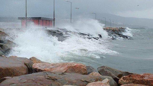 Fırtına : Kozkavuran Fırtınası