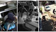 Soyguna Geldikleri Evde Silahlı Ev Sahibini Görünce Arabalarını Bile Bırakıp Kaçan Hırsızlar