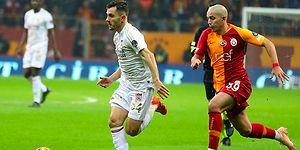 Galatasaray'ın Konuğu Demir Grup Sivasspor