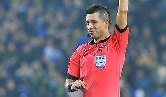 Süper Lig'de 13. Haftanın Hakemleri Belli Oldu! Dev Maç Ali Payabıyık'ın
