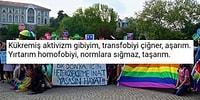 Boğaziçi Üniversitesi LGBTİ+ Çalışmaları Kulübü'nün İstiklal Marşı'nın Sözlerini Değiştirerek Attığı Mesaj Sosyal Medyanın Gündeminde