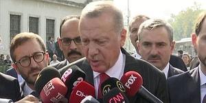 Cumhurbaşkanı Erdoğan: 'Şu Andan İtibaren 120 Saatlik Süreç İşliyor'