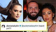 Demet Akalın ile Berkay Şahin'in Eşi Özlem Ada Şahin, Hediye Saat Yüzünden Sosyal Medyada Kavga Etti!