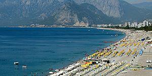 Tüm Zamanların Rekoru: Antalya'ya Gelen Turist Sayısı 14 Milyonu Geçti