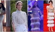 Ünlüler Geçidi Bir Düğüne İmza Atan Modacı Gülnur Güneş'in Gelinliklerinde Dünyaca Ünlü Tasarımcılardan Esinlendiği İddia Edildi