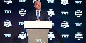 Dışişleri Bakanı Çavuşoğlu 'Kara Propaganda' Dedi ve Ekledi: 'Tarihimizde Asla Kimyasal Silah Kullanmadık'