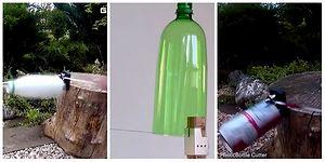 Plastik Şişelerden Kendi İpinizi Yapmanızı Sağlayan Kullanışlı ve Geri Dönüşüm Dostu Alet