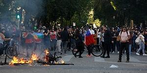 Şili'de Metro Zammı Protestoları: Can Kaybı 8'e Yükseldi