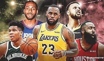 NBA'de Heyecan Bu Gece Başlıyor!