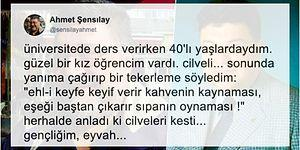 Akademisyen Ahmet Şensılay, Bir Anısını Anlattığını Sanarken Kadın Öğrencisine Bulunduğu Sözlü Tacizi İtiraf Etti