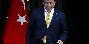 Davutoğlu'nun İstanbul'da Kiraladığı Ofis, Belediye Tarafından Mühürlendi
