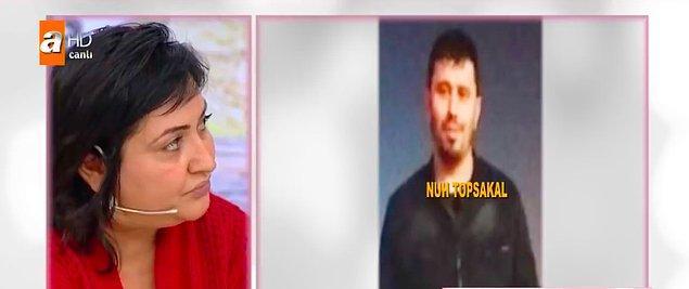 Esra Erol'un Nuh Aksakal isimli birinin fotoğrafını göstermesi üzerine de eski eşini kardeşi olarak tanıttığı ortaya çıktı. Hatta Hamit de bu kişiyi Aynur'un kardeşi olarak biliyormuş ama aslında eski eşi ama Aynur, halasının oğlu olduğunu iddia etti.  :)