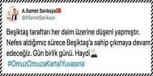 Beşiktaş Taraftarı Kulübün Bulunduğu Ekonomik Sıkıntı İçin Kampanya Başlattı: #OmuzOmuzaKartalYuvasına