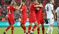 Türkiye FIFA Dünya Sıralamasında 32. Sıraya Yükseldi