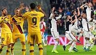 Şampiyonlar Ligi'nde Üçüncü Haftanın Sonuçları