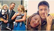 Yine Trolledi! Blake Lively'den 43 Yaşına Giren Eşi Ryan Reynolds'a Güldüren Doğum Günü Kutlaması