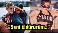 Hailey Baldwin, Justin Bieber'ın Eski Sevgilisi Selena Gomez'e 'Seni Öldürürüm' Mesajı Verdi Ortalık Karıştı!