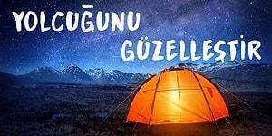 Kamp Yapanlara ve Gezginlere Özel: Çıktığınız Yolculukları Daha da Güzelleştirecek 11 Eşya