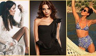 Her Haliyle Güzel, Her Zaman Başarılı: Türkiye'nin En Güzel Kadınlarından Cansu Dere!