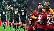 Derbide 346. Randevu! Beşiktaş ve Galatasaray'ın Lig Tarihindeki Mücadelesi ve İstatistikleri