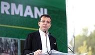 Kemerburgaz Kent Ormanı Halka Açıldı: 'İstanbul'u Yeşille Donatan Başkan Olarak Anılmak İstiyorum'