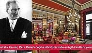 Atatürk'ten Agatha Christie'ye Pek Çok Önemli Şahsiyeti Misafir Etmiş, İlklerin Oteli: Pera Palas