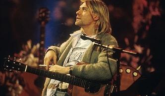 İntiharından 5 Ay Önce Giymişti: Kurt Cobain'in Ünlü Hırkası 334 Bin Dolara Alıcı Buldu