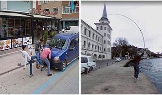 Her Birinin Ayrı Bir Hikaye Barındırdığı Belli Olan Birbirinden İlginç 17 Google Maps Karesi