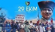 Spor Camiasının Duygulandıran 29 Ekim Cumhuriyet Bayramı Paylaşımları