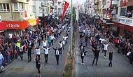 İzmir Ödemiş'te Sahne Efelerin: 2 Bin Kişi Cumhuriyet'in 96. Yıl Dönümünü Zeybek Oynayarak Kutladı