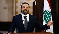 Protestolarla Çalkalanan Lübnan'da Başbakan Hariri İstifa Edeceğini Açıkladı