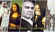 Cumhuriyet Kuruldu, Yeni Türk Alfabesi Kabul Edildi... Tarihte 28 Ekim-3 Kasım Haftası ve Yaşanan Önemli Olaylar