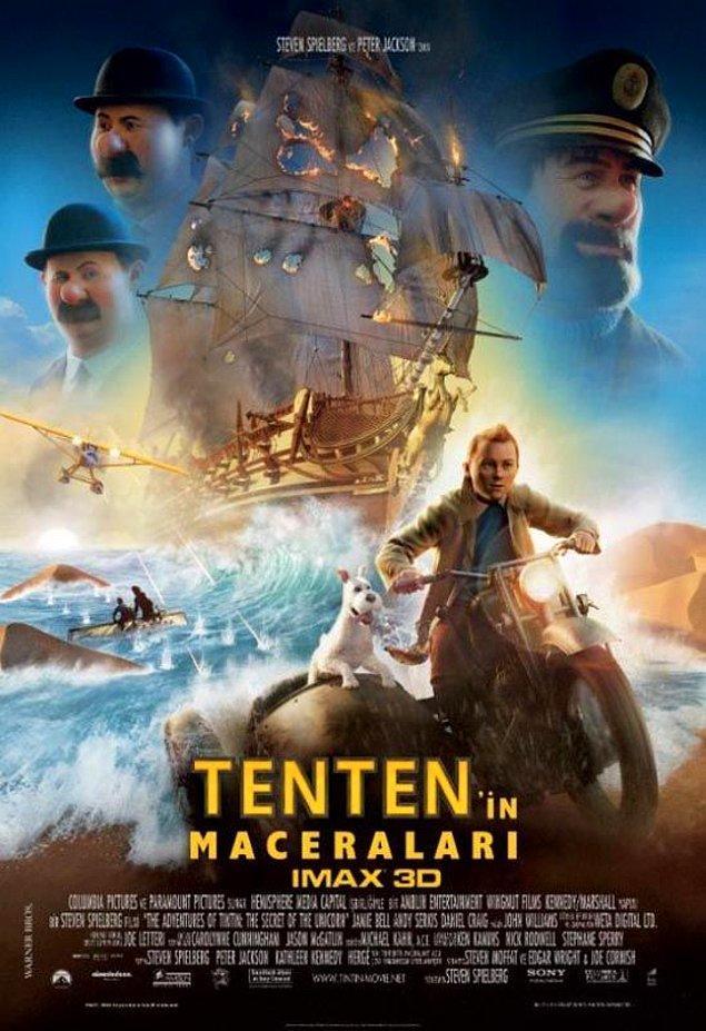 27. Tenten'in Maceraları (2011) / 1 Kasım