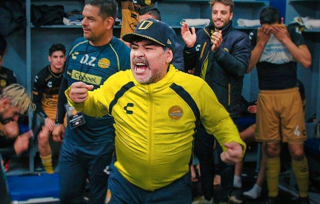 15. Maradona Meksika'da / Mini Dizi / 13 Kasım