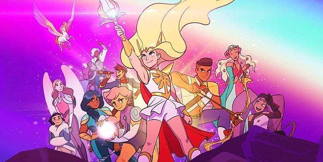 20. She-Ra ve Güç Prensesleri / 4. Sezon / 5 Kasım