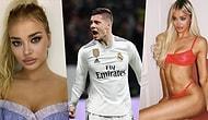 Real Madrid'li Luka Jovic'in Karısını, Adem Ljajic'in de Eski Sevgilisi Olan Sırp Model Sofija Milosevic ile Aldattığı İddia Edildi