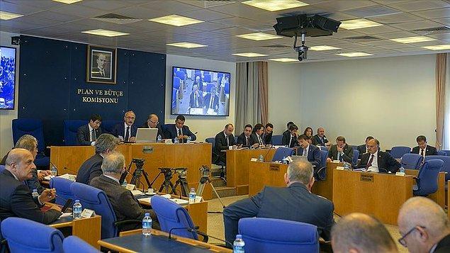 Yeni vergi düzenlemesinin 31 maddesi komisyonda kabul edildi.