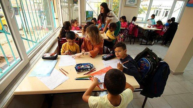 İkinci ara tatil sonrası 13 Nisan'da başlayacak olan okullar, 19 Haziran'da kapanacak.