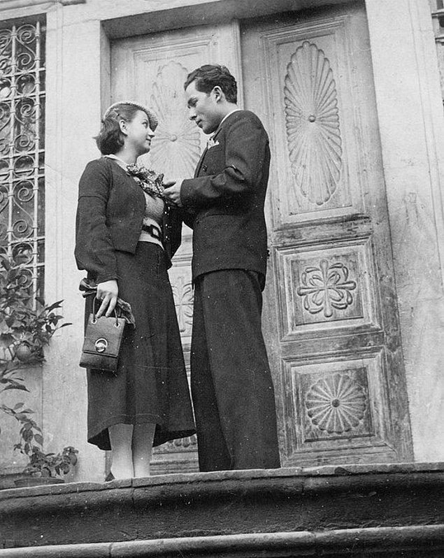 7. Karadeniz'de bir aşk hikayesi, Giresun, 1930.
