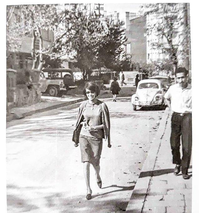 10. Kennedy Caddesi, Ankara, 1964.