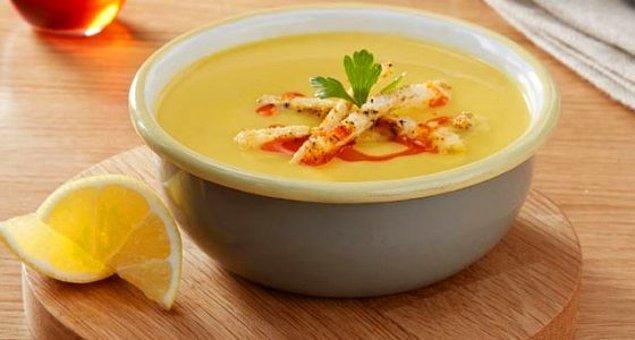 İşte mercimek çorbası tarifi;
