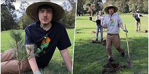 600 YouTuber İklim Değişikliğiyle Savaşmak İçin 20 Milyon Ağaç Dikecek