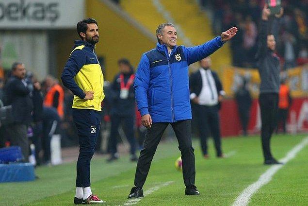 Fenerbahçe'de teknik direktör Yanal, geçen hafta ligde İttifak Holding Konyaspor'u 5-1 yendikleri maçın ilk 11'inde değişikliğe gitmedi.