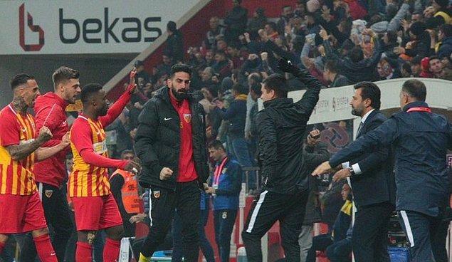 İstikbal Mobilya Kayserispor'un yeni teknik direktörü Bülent Uygun, 2 yıl sonra Süper Lig'e döndü.