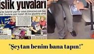 90'larda Türkiye'yi Saran Satanizm Fobisi Nedeniyle Akmar Pasajına Yapılan Satanist Operasyonunun Bazı Detayları